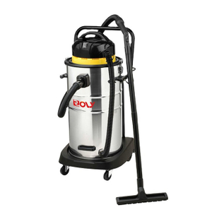 WL60A 50Liters Commercial Canister Carpet Cleaning Aspiradora Wet And Dry Industrial Car Vacuum Cleaner