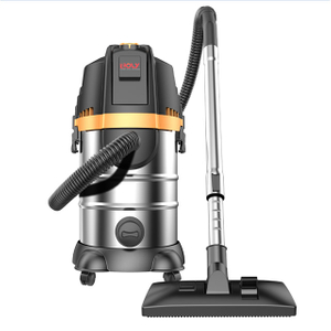 RL168A 30Liters Plastic Wet Dry High Powre Vacuum Cleaner